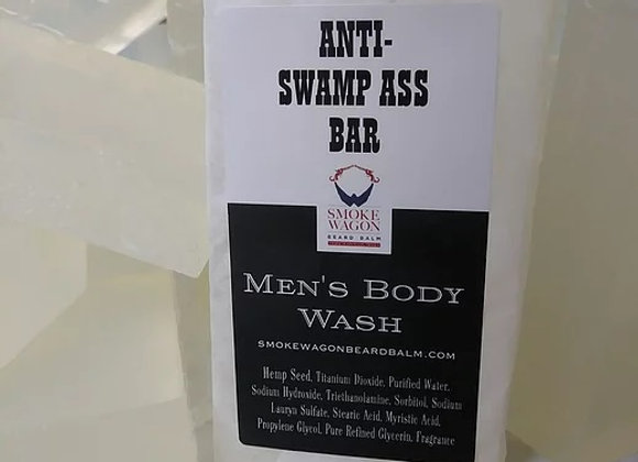 Anti-Swamp Ass Body Wash