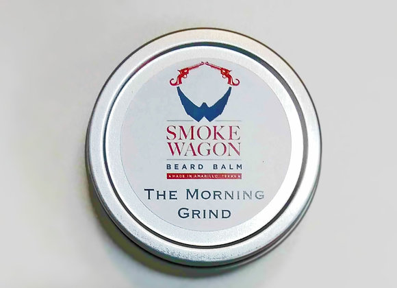 Smoke Wagon Beard Balm - The Morning Grind