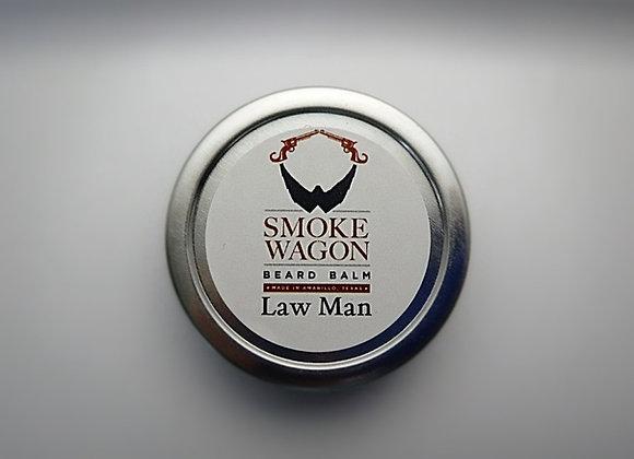 Smoke Wagon Beard Balm - Law Man