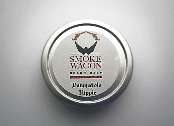 Smoke Wagon Beard Balm - Damned Ole Hippie