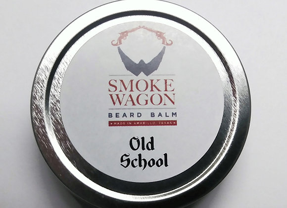 Smoke Wagon Beard Balm - Old School