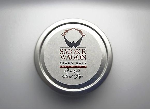 Smoke Wagon Beard Balm - Grandpa's Sweet Pipe