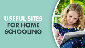 Useful Sites for Home Schooling