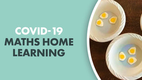 COVID-19: Maths Home Learning