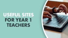 Useful Sites for Year 1 teachers