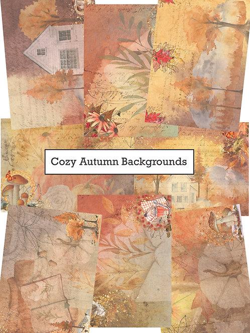 Cozy Autumn Backgrounds