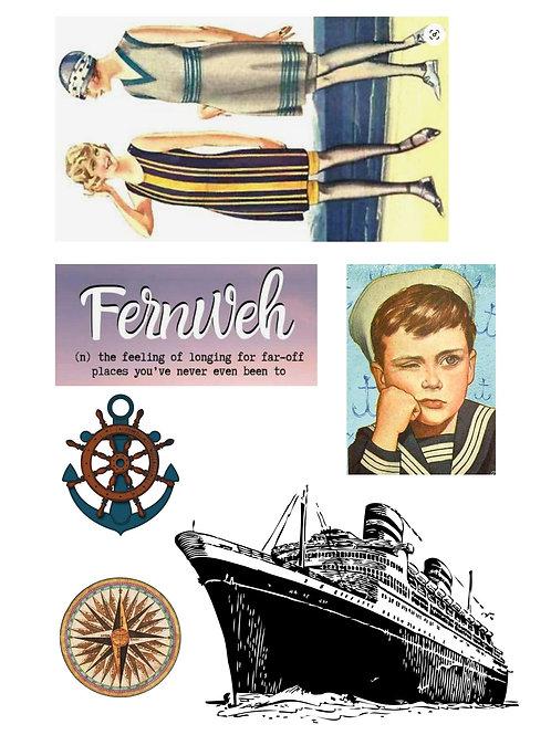 Nautical Freebie