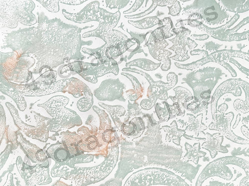 Gelli Plate Backgrounds 1
