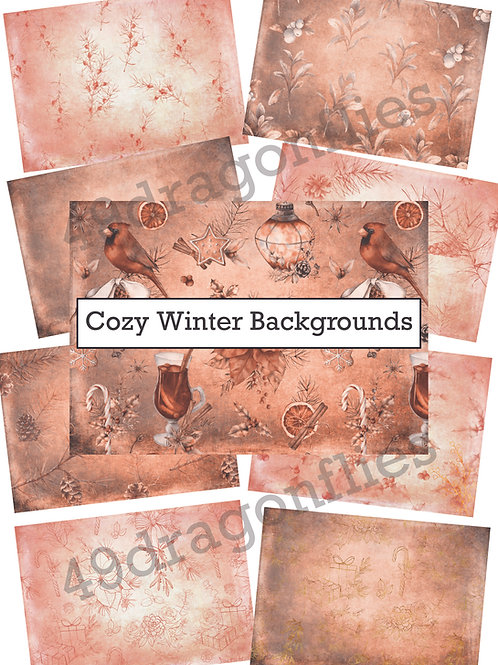 Cozy Winter Backgrounds