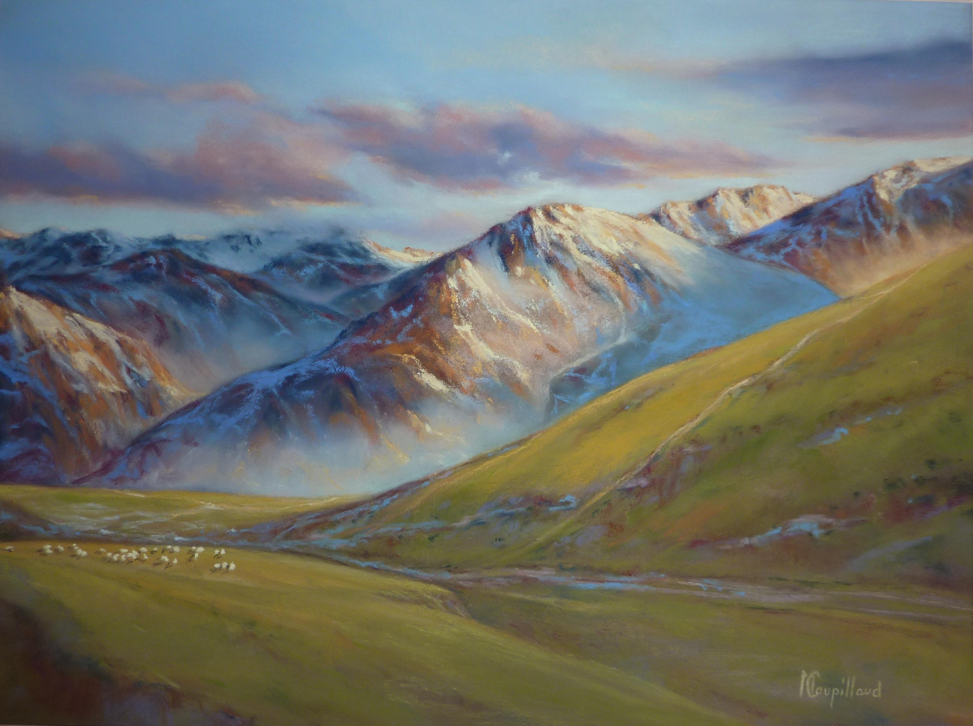 Alpes du Soir