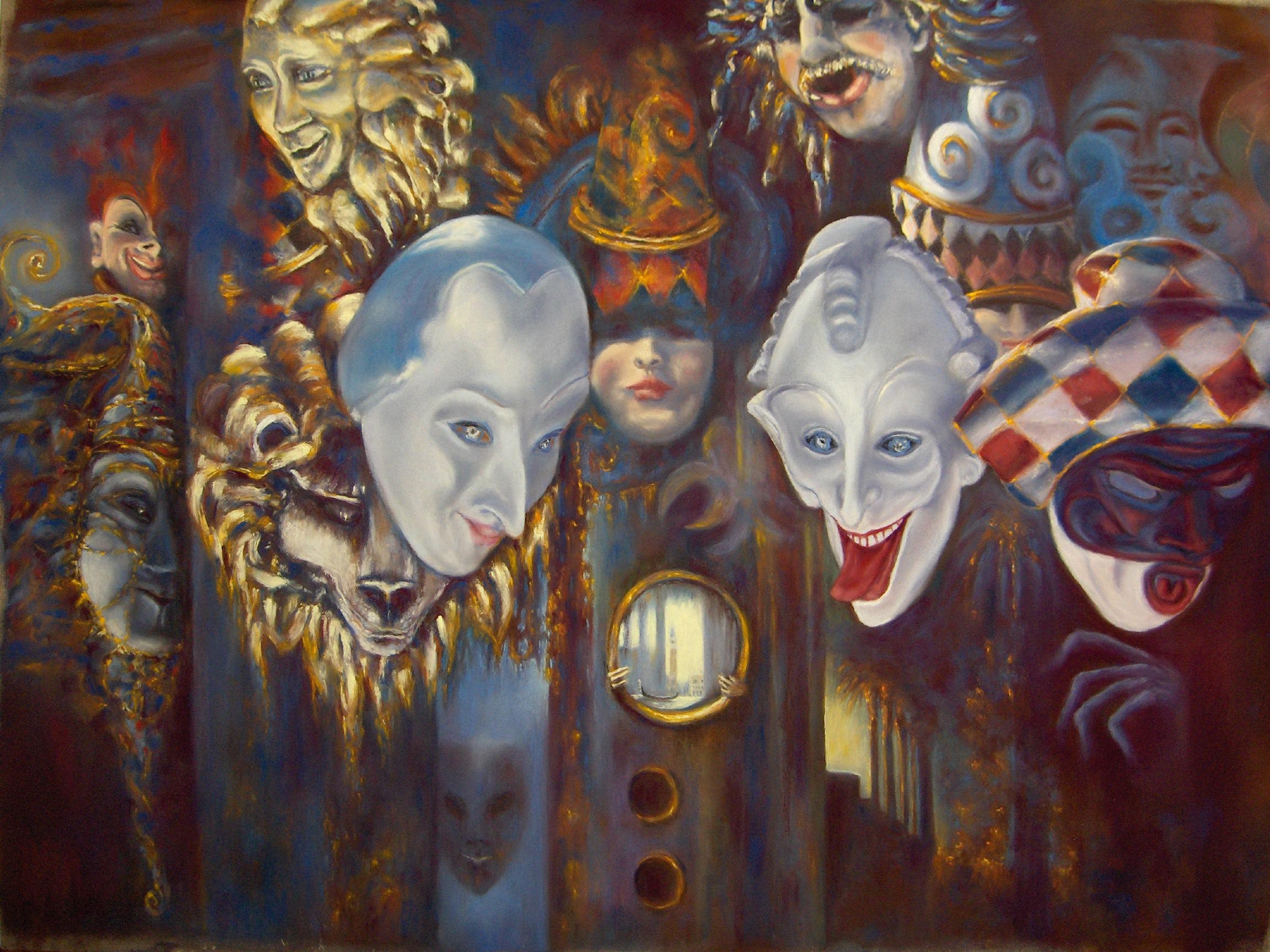La Comédie ou le Théâtre des Ombres