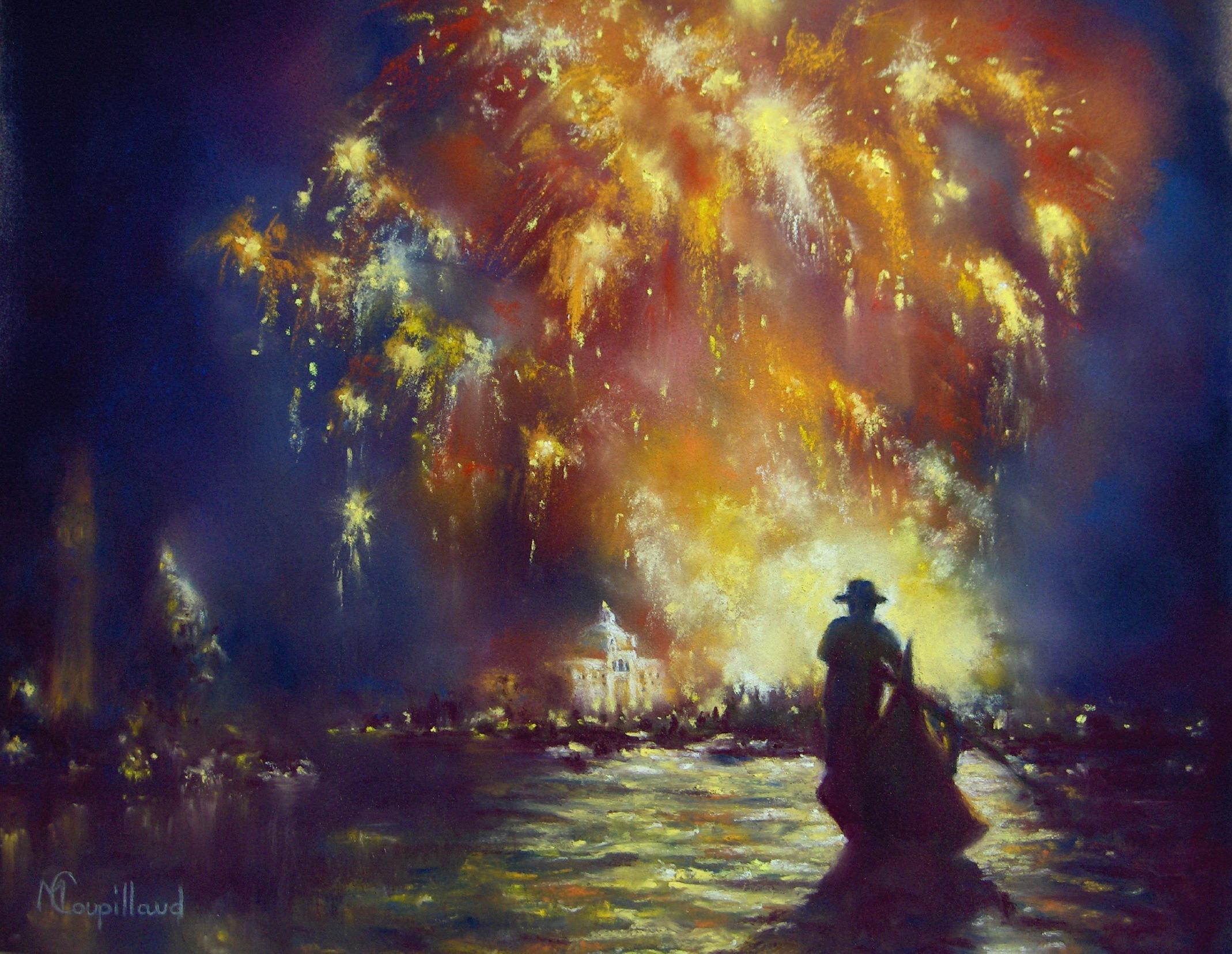 Venise, la Nuit du Rédempteur