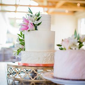 Cake at Pear Tree Estate