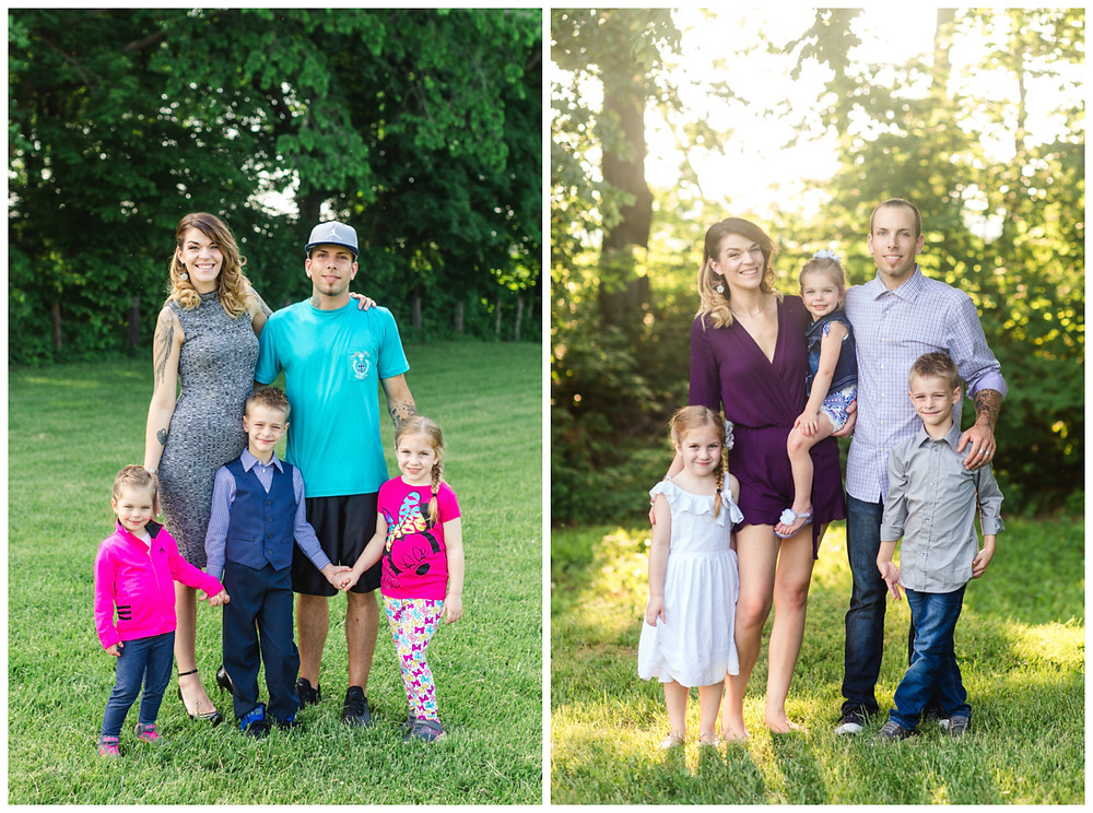 Dos and donts of family photo outfits