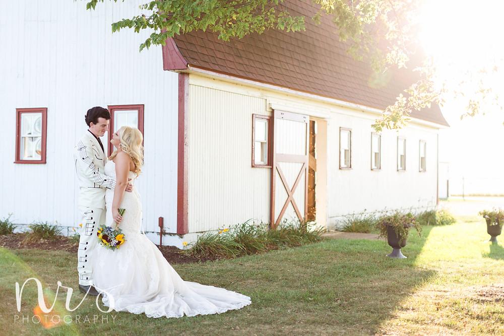 Hudson Farm Wedding, portraits