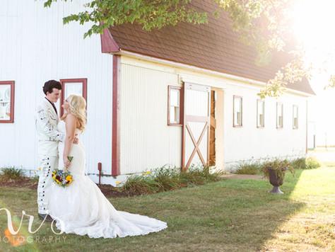 Logan + Carissa | Wedding