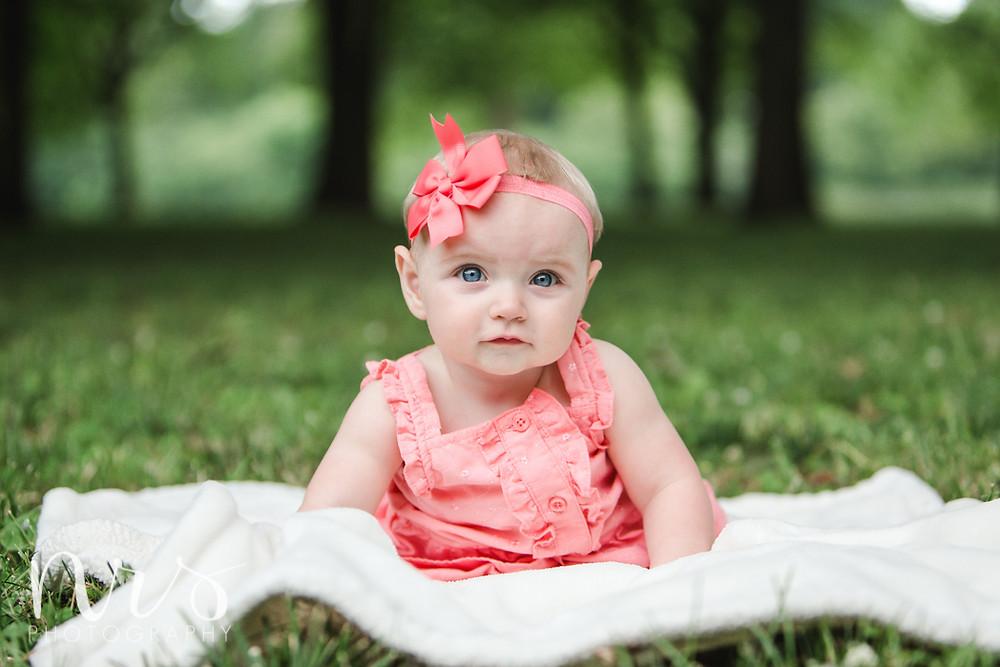 6 month old baby girl, Homer Lake