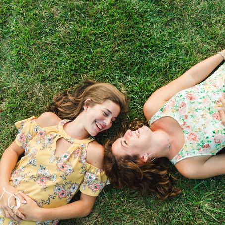 Peyton & Paige | High School Seniors