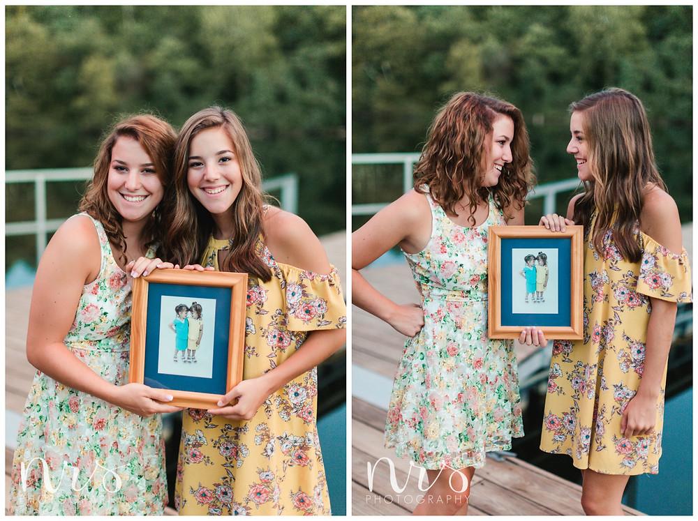 Twins Senior Pictures