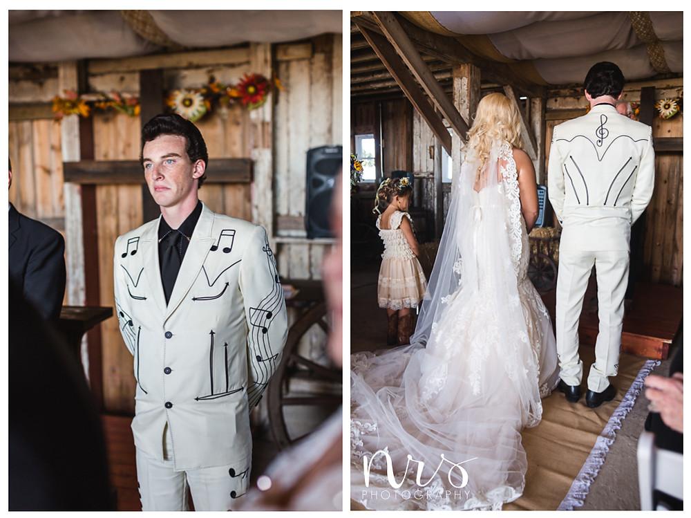 Hudson Farm Wedding, first look