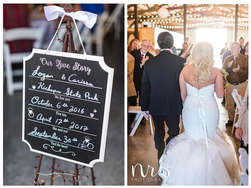 Hudson Farm Wedding, barn wedding