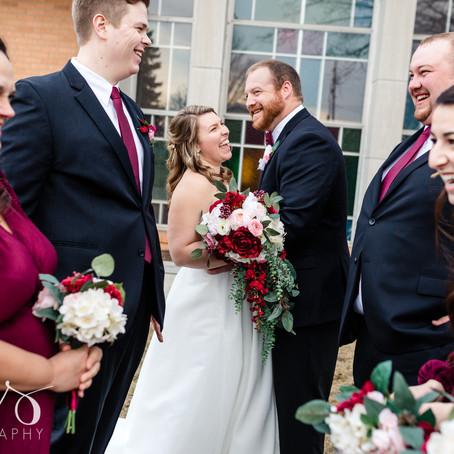 Jeffrey + Megan | Wedding