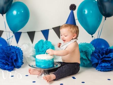 Liam   First Birthday