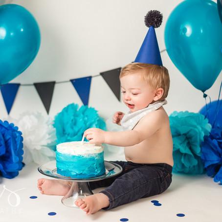 Liam | First Birthday