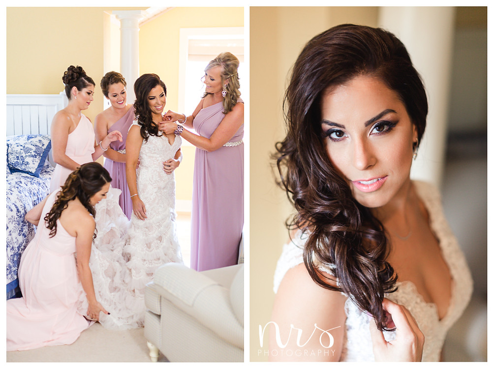 Timber Creek Wedding, Paxton IL, Galina Signature gown SWG689
