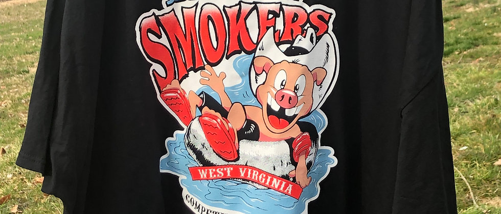 River Smokers Competition T Shirts