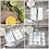 Thumbnail: Lime, Basil & Mandarin Soy Wax Melts Highly fragranced