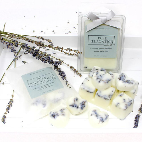 Luxury Soy Wax Melts, Choice Of Fragrances, Add Jewellery Gift