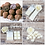 Thumbnail: Chocolate Truffle & Posh Honey Soy Wax Melts Highly fragranced