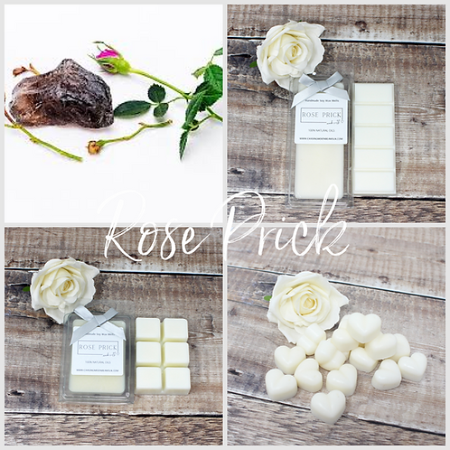 Rose Prick Soy Wax Melts Highly Scented