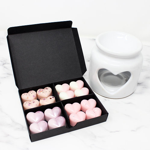 SUMMER FRAGRANCES Luxury Soy Wax Melts Gift Box Highly Fragranced