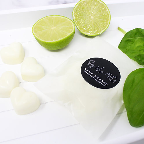 Soy Wax Melts Hearts Luxury Natural Strong Fragrance