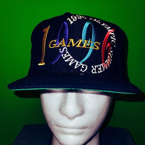 Atlanta Olympics Suede Hat