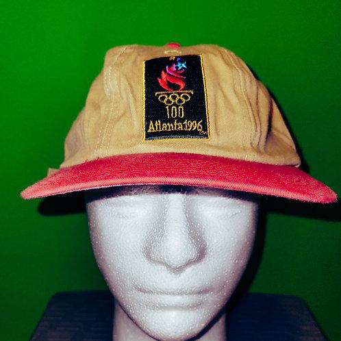 Atlanta Olympics Beige Hat