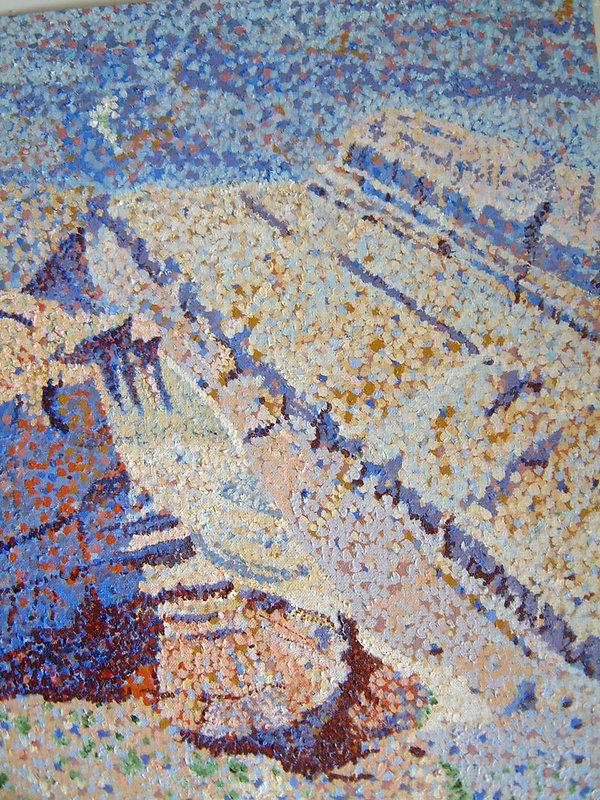 Grand Canyon Pointillism.JPG