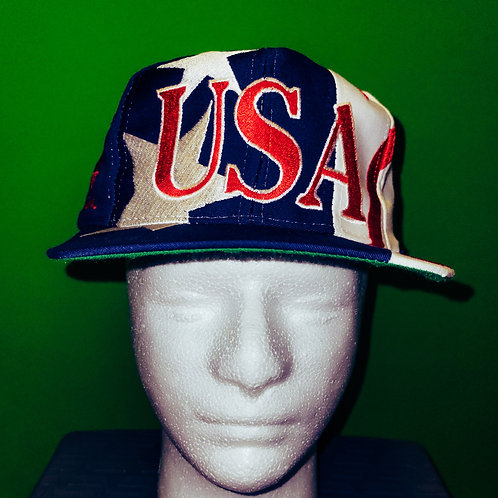 Atlanta Olympics USA Hat