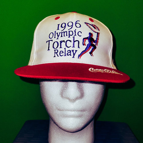 Atlanta Olympics Flame Hat