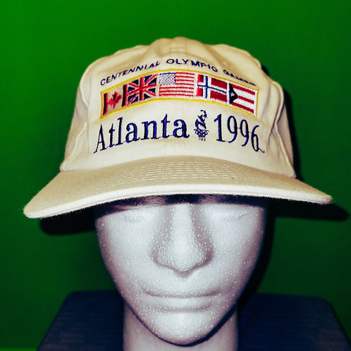 Atlanta Olympics Countries Hat