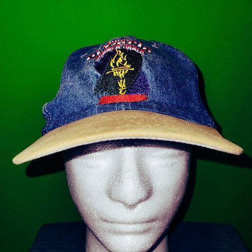 Atlanta Olympics Denim Hat