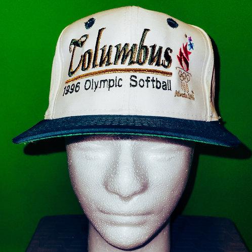 Atlanta Olympics Columbus Hat