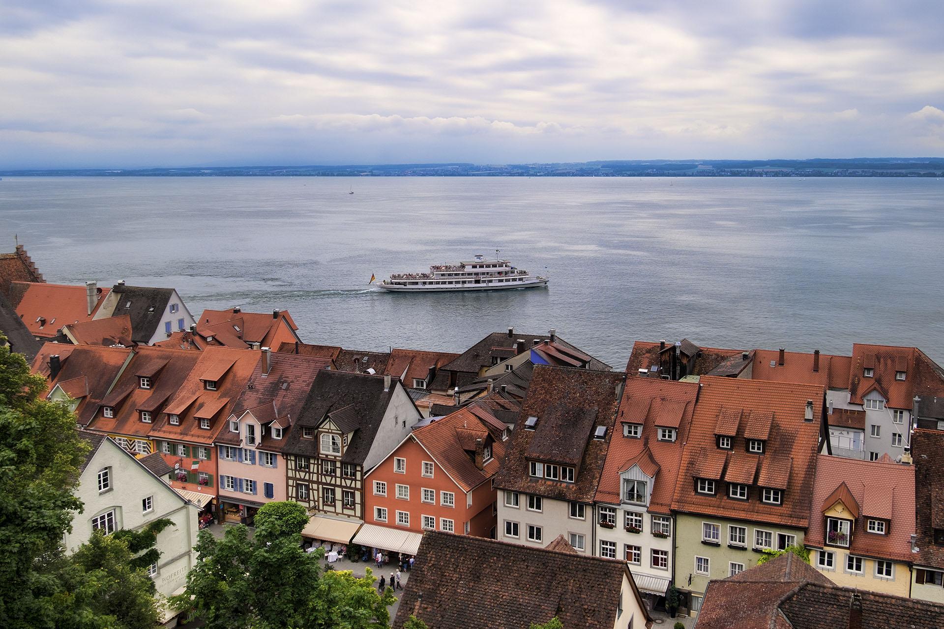 Lake Konstanz - Meersburg - 2015