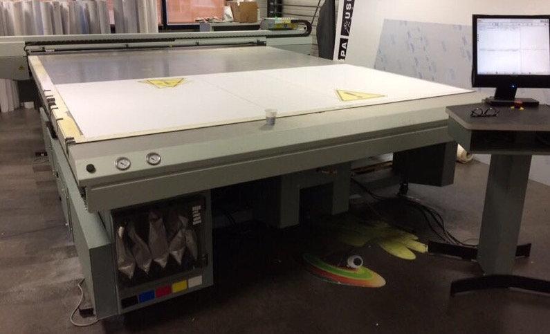 Traceur Océ 350XT avec Roll to Roll (01/2011)