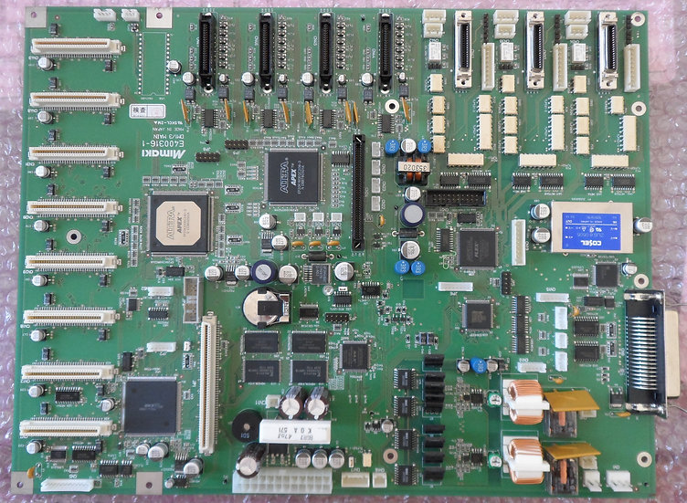 Mimaki - UJF-605C DM 1/3 Main PCB Assy - E102476