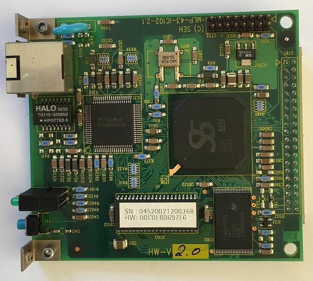 FJ-500 Assy Network Board - 22805353