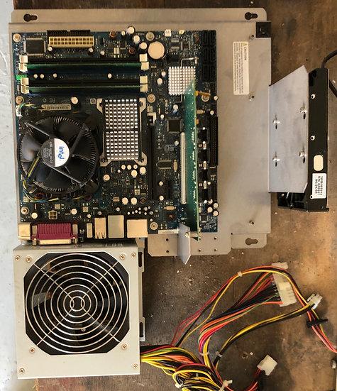 Kit complet PBA, mainboard 250GT ou HD2504 - 3010113901