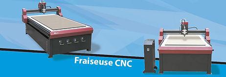 Fraiseuse CNC